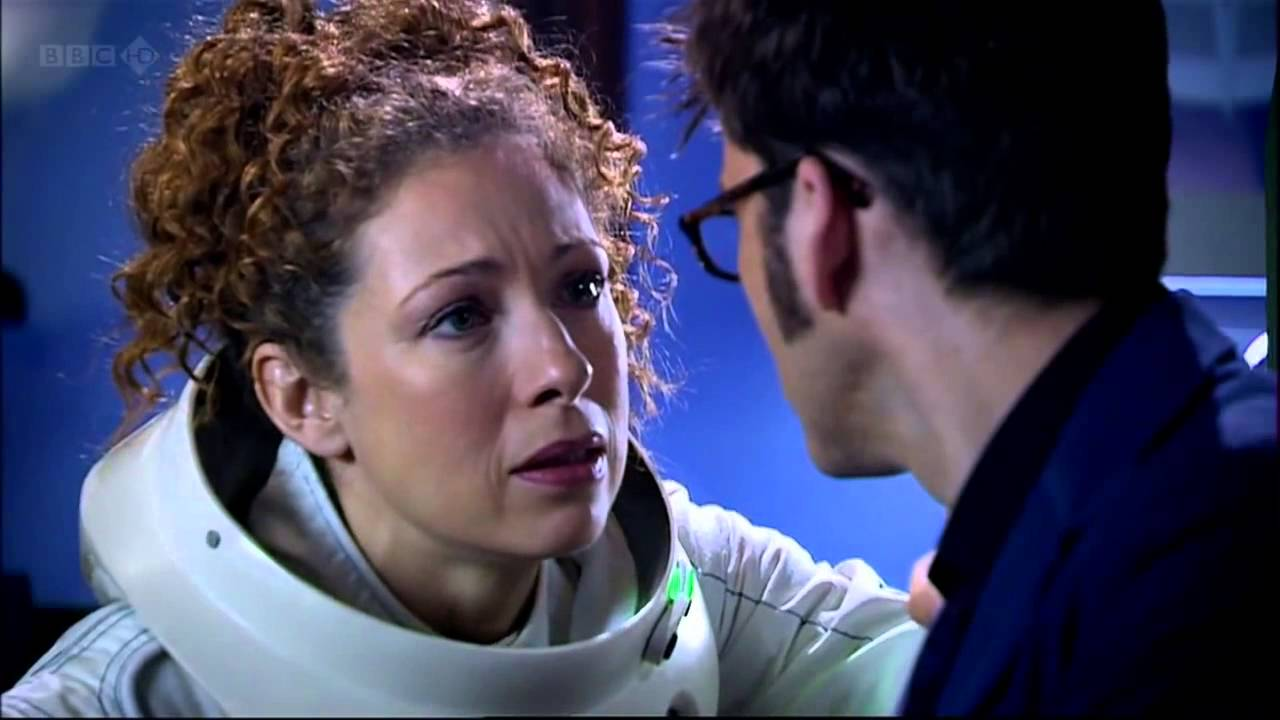 The Introduction of River Song