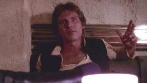 Han still shot first, though. The Flashback Order doesn't fix that.