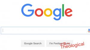 Google Theology