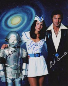 1970's sci-fi TV