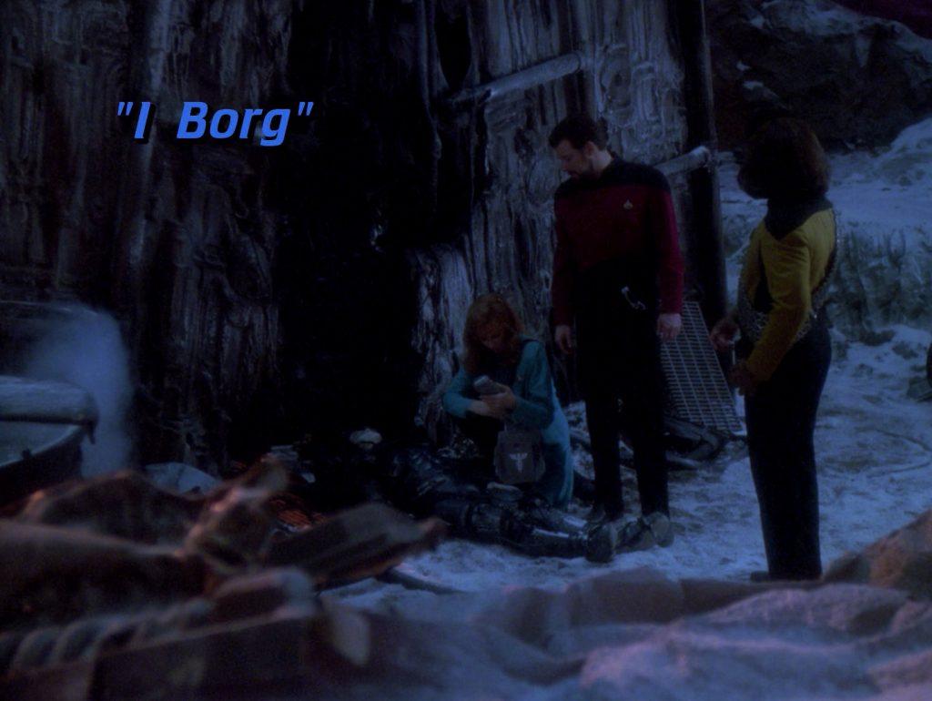 Trektember 18 - I, Borg - Title