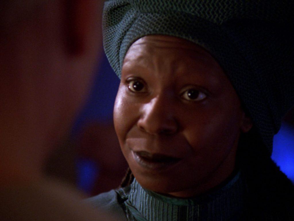 Trektember 18 - I, Borg - Guinan & Picard