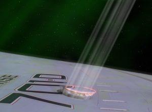 Trektember 4 - Q Who - Ice Core Enterprise