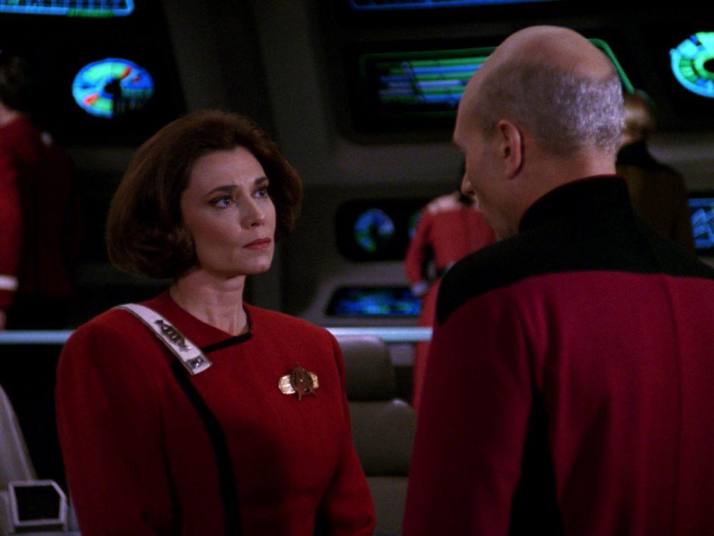 Trektember 7 - Yesterday's Enterprise - Tricia