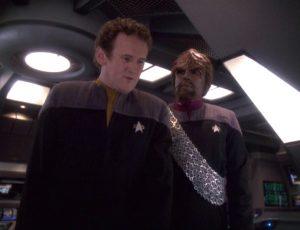 O'Brien, Worf